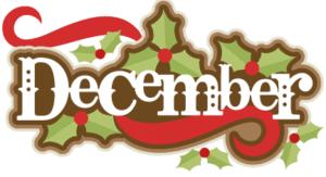 Newsletter – December 2018